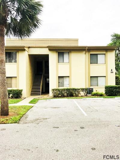 Palm Harbor Condo/Townhouse For Sale: 308 Palm Coast Pkwy NE #204