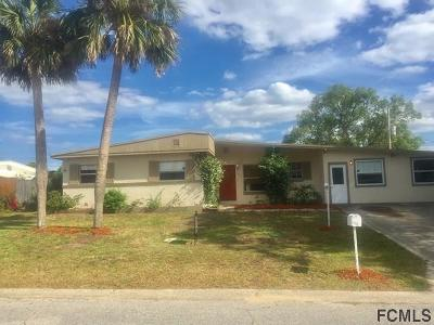 Daytona Beach Single Family Home For Sale: 1313 Westwood Drive