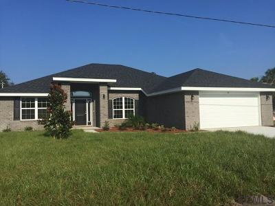 Matanzas Woods Single Family Home For Sale: 82 Luther Dr