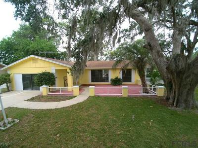 Palm Coast FL Single Family Home For Sale: $288,900