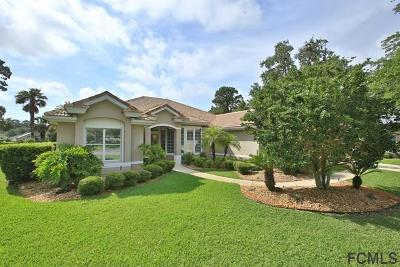 Ormond Beach Single Family Home For Sale: 805 Arbor Glen Ct