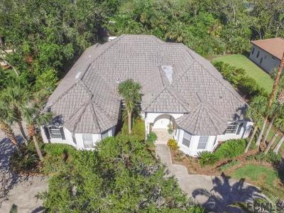 Hammock Dunes Single Family Home For Sale: 9 Avenue Monet