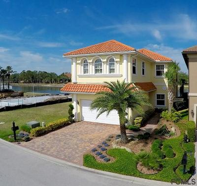 Yacht Harbor at Hammock Beach, Harbor Village Marina/Yacht Harbor Single Family Home For Sale: 262 Yacht Harbor Dr