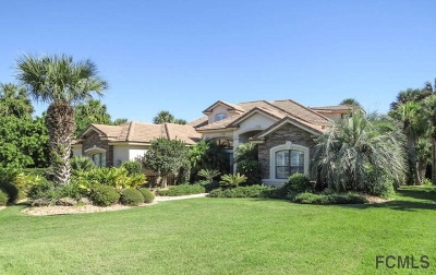 Flagler County Single Family Home For Sale: 111 Island Estates Pkwy