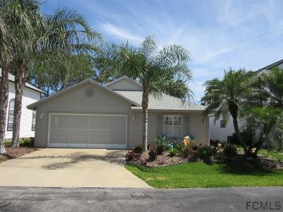 Palm Coast Single Family Home For Sale: 10 Bristol Lane