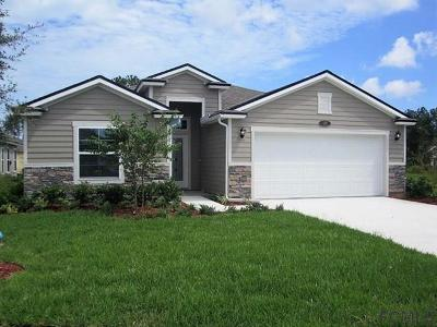 Palm Coast Single Family Home For Sale: 118 N Coopers Hawk Way