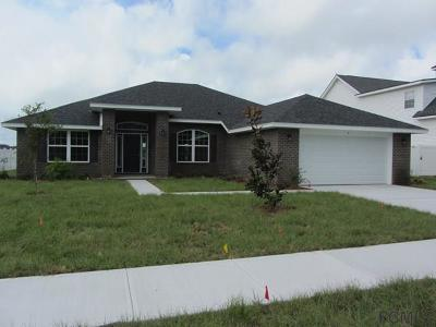 Flagler Beach Single Family Home For Sale: 9 Lakeside Pl N