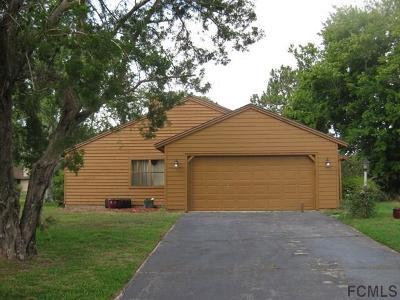 Daytona Beach Single Family Home For Sale: 21 Teal Circle