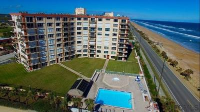 Flagler Beach Condo/Townhouse For Sale: 3600 Ocean Shore Blvd S #713
