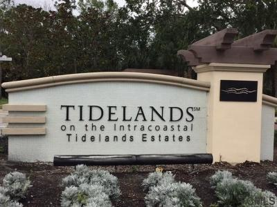 Tidelands Condo/Townhouse For Sale: 190 S Riverview Bend #1022