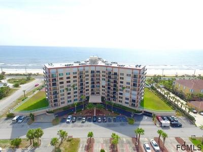 Flagler Beach Condo/Townhouse For Sale: 3600 S Ocean Shore Blvd #714