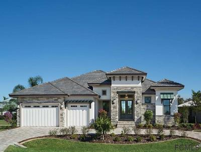 Palm Coast Single Family Home For Sale: 5 Cypress Hammock Way
