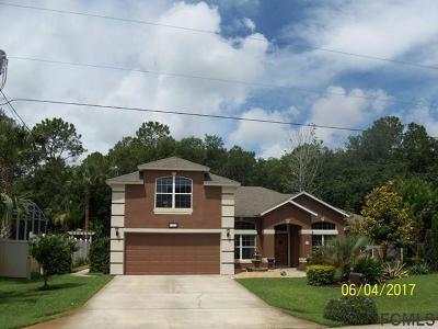 Seminole Woods Single Family Home For Sale: 3 Sea Board Court