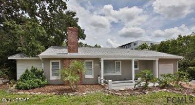 Daytona Beach Single Family Home For Sale: 216 Riverview Blvd