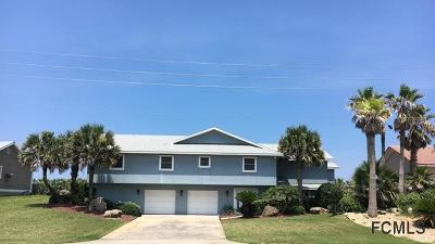 Flagler Beach Single Family Home For Sale: 2585 North Ocean Shore Blvd