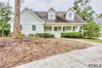 Fairchild Oaks Single Family Home For Sale: 12 Ivey Lane