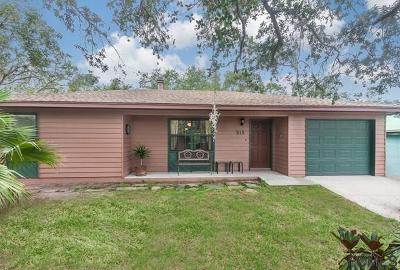 St Augustine Single Family Home For Sale: 519 W Tropic Way