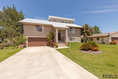 Palm Coast FL Single Family Home For Sale: $325,000