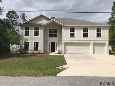 Seminole Woods Single Family Home For Sale: 4 Sloganeer Trail