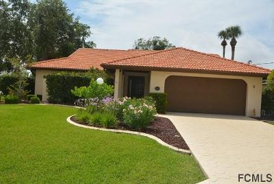 Palm Coast FL Rental For Rent: $2,850