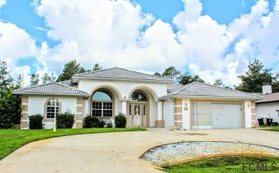 Palm Harbor Single Family Home For Sale: 12 Fallwood Lane