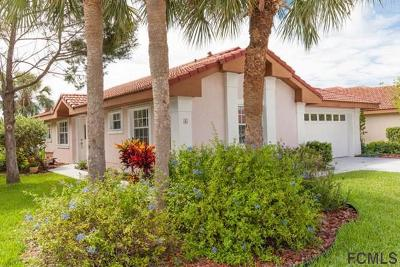 Lakeside At Matanzas Shores Single Family Home For Sale: 6 San Miguel Court