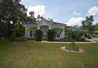 Ormond Beach Single Family Home For Sale: 9 Southern Trace Blvd