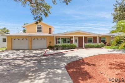 Flagler Beach Single Family Home For Sale: 410 Lambert Ave