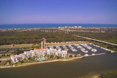 Palm Coast Condo/Townhouse For Sale: 102 Yacht Harbor Dr #270