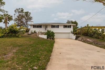 Daytona Beach Single Family Home For Sale: 2121 S Peninsula Dr