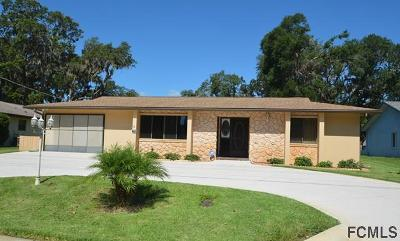 Palm Harbor Single Family Home For Sale: 48 Florida Park Dr