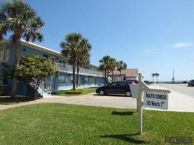 Flagler Beach Condo/Townhouse For Sale: 112 S 7th St #12