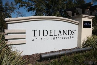 Tidelands Condo/Townhouse For Sale: 70 Riverview Bend S #712