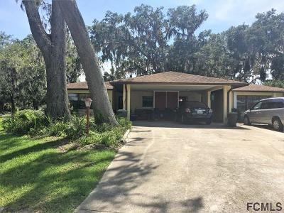 Palm Coast Multi Family Home For Sale: 2 Farraday Lane
