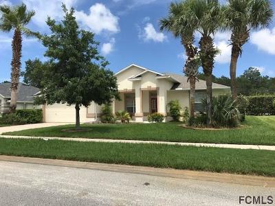 Palm Coast Single Family Home For Sale: 57 Mount Vernon Lane