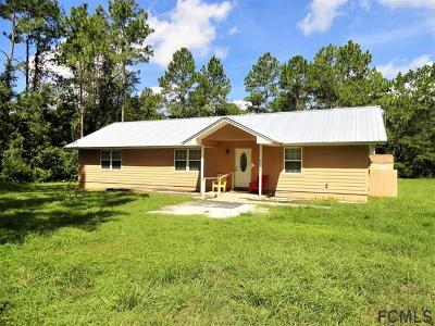St Augustine Single Family Home For Sale: 2440 Deerwood Acres Drive