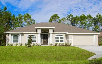 Matanzas Woods Single Family Home For Sale: 53 Lema Ln
