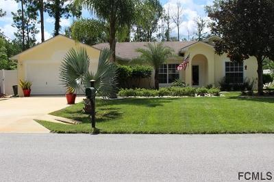 Seminole Woods Single Family Home For Sale: 2 Squadron Place