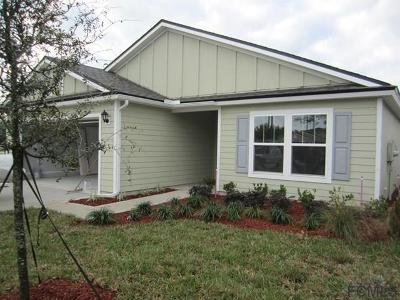 Palm Coast FL Single Family Home For Sale: $226,990