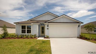 Bunnell Single Family Home For Sale: 228 Grand Reserve Dr