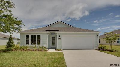 Bunnell Single Family Home For Sale: 222 Grand Reserve Dr
