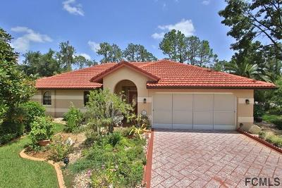 Palm Coast Single Family Home For Sale: 2 Westlee Ln