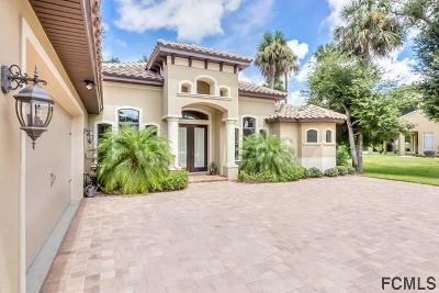 Palm Coast Single Family Home For Sale: 9 River Oaks Way
