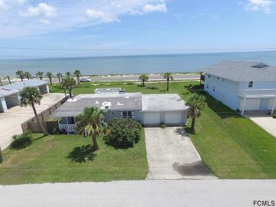 Flagler Beach Single Family Home For Sale: 2235 N Ocean Shore Blvd
