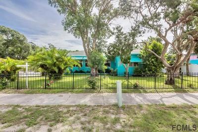 Daytona Beach Single Family Home For Sale: 914 N Halifax Avenue