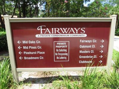 Palm Harbor Condo/Townhouse For Sale: 1 Broadmore Circle #1