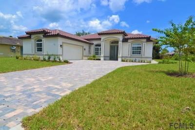 Palm Harbor Single Family Home For Sale: 31 Fairbank Lane
