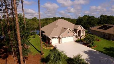 Flagler County Single Family Home For Sale: 169 Boulder Rock Drive