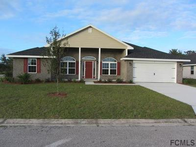 Flagler Beach Single Family Home For Sale: 3 Dancing Eagle Pl