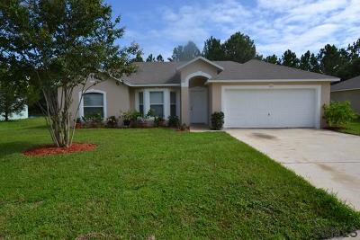 Matanzas Woods Single Family Home For Sale: 23 Leidel Dr